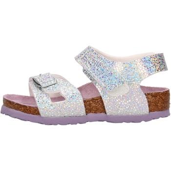Chaussures Fille Sandales et Nu-pieds Birkenstock - Colorado argento 1018737 MULTICOLOR