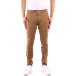 Vêtements Homme Pantalons 5 poches Roy Rogers P21RRU013C9250112 BEIGE