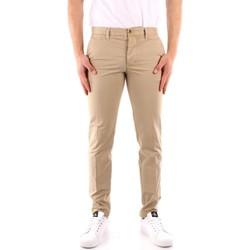 Vêtements Homme Pantalons 5 poches Blauer 21SBLUP01244 BEIGE