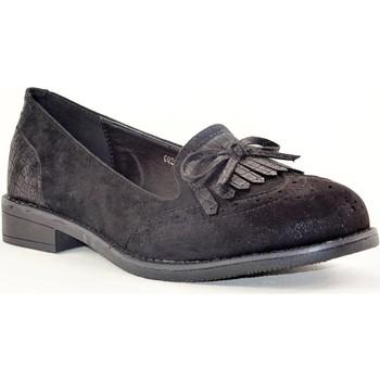 Chaussures Femme Mocassins Sacha GQ28 NOIR