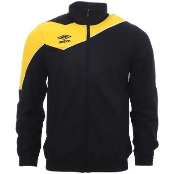 Vêtements Enfant Vestes de survêtement Umbro Veste Enfant  Division 1 Unlined Jkt Jr Noir et jaune