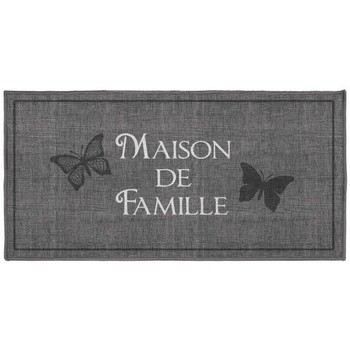 Maison & Déco Tapis Adunivers TAPIS RECTANGLE 57 x 115 CM IMPRIME FAMILIA Multicolore