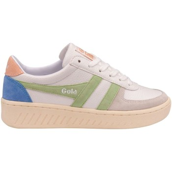 Chaussures Femme Baskets basses Gola GRANDSLAM TRIDENT MULTICOLORE