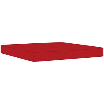 Parures de lit Coussins Vidaxl  Rouge