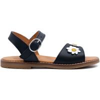 Chaussures Fille Sandales et Nu-pieds Boni & Sidonie Boni Lolita - Sandale fille Bleu Marine
