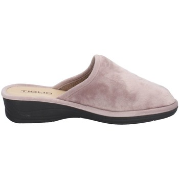 Chaussures Femme Chaussons Tiglio 1600 LAVANDE