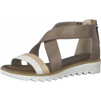 Chaussures Femme Sandales et Nu-pieds Jana Sandales Taupe