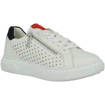 Chaussures Femme Baskets basses Bugatti 431-A2S03-1034 Blanc