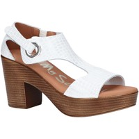 Chaussures Femme Sandales et Nu-pieds Oh My Sandals 4904-HY1 Blanco