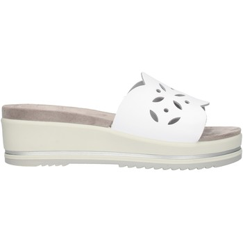 Chaussures Femme Mules Enval 72844 blanc