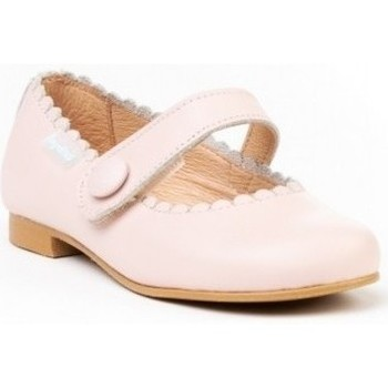 Chaussures Fille Ballerines / babies Angelitos 25306-18 Rose