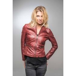 Vêtements Femme Blousons Rose Garden ETHEL LAMB RUBY REDWINE Rouge