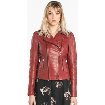Vêtements Femme Blousons Rose Garden TEMPA LAMB RUBY REDWINE Rouge