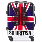 Valise Rigide David Jones UNION JACK 53L