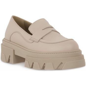 Chaussures Femme Mocassins Priv Lab VITELLO BEIGE Beige