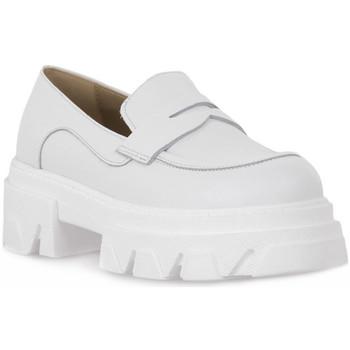Chaussures Femme Mocassins Priv Lab VITELLO BIANCO Bianco
