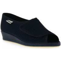 Chaussures Femme Derbies Emanuela 342 BLU Blu
