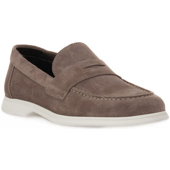 Chaussures Homme Mocassins Marco Ferretti TALPA SUEDE Marrone