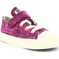 Chaussures Fille Baskets basses Converse Ctas Ox 1v ROSE