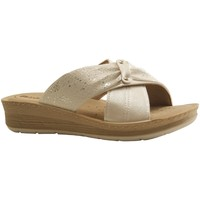 Chaussures Femme Mules Botty Selection Femmes MULE00038 BLANC