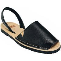 Chaussures Femme Sandales et Nu-pieds Popa Bornese noir noir