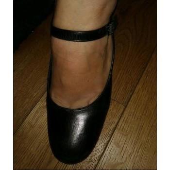 Chaussures Femme Escarpins Elizabeth Stuart Babies à talons 38,5 Noir