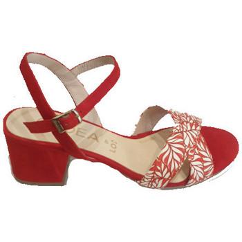 Chaussures Femme Sandales et Nu-pieds Gadea Sandale edy1447 rouge