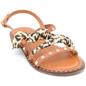 Chaussures Femme Sacs de voyage Donna Lucca 1244 Marron