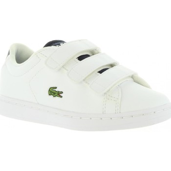 Chaussures Enfant Multisport Lacoste 34SPC0001 CARNABY Blanco