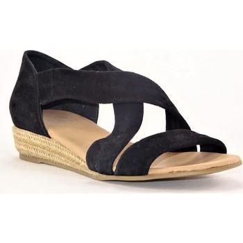 Chaussures Femme Sandales et Nu-pieds We Do CO44281 NOIR