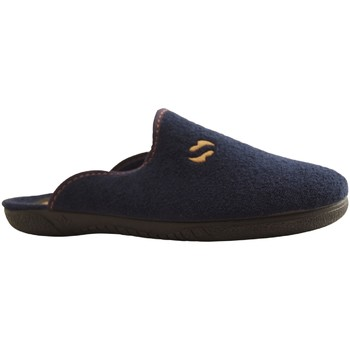 Chaussures Homme Chaussons Botty Selection Hommes MULE AC 1SE BLEU MARINE