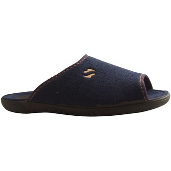 Chaussures Homme Chaussons Botty Selection Hommes MULE AC2SE BLEU MARINE