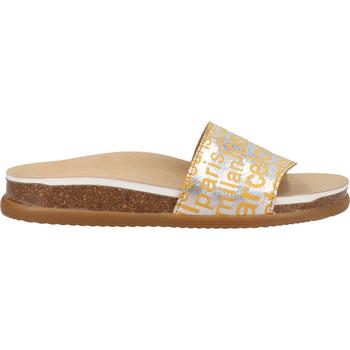 Chaussures Femme Sandales et Nu-pieds Ara Pantoletten Orange