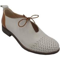 Chaussures Femme Derbies Angela Calzature AANGC5007bic beige