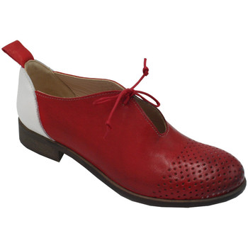 Chaussures Femme Derbies Angela Calzature AANGC5007rosso rosso