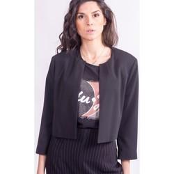 Vêtements Femme Blousons Sandro Ferrone GHIANDA Incolore