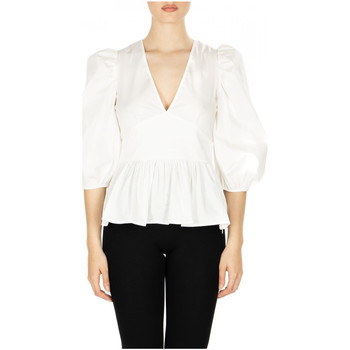 Vêtements Femme Tops / Blouses Anonyme ADRIANA white