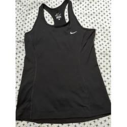 Vêtements Femme Débardeurs / T-shirts sans manche Nike Débardeur nike Noir