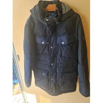 Vêtements Homme Manteaux Lauren Ralph Lauren Veste à capuche Bleu