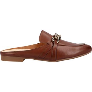 Chaussures Femme Sabots Paul Green Mules Braun
