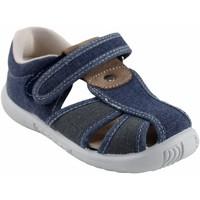 Chaussures Garçon Multisport Vulca Bicha Toile enfant  z1 bleu Bleu