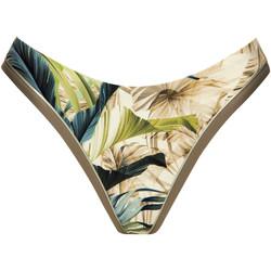 Vêtements Femme Maillots de bain séparables Lisca Bas maillot slip de bain échancré Ensenada Vert