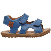 Chaussures Enfant Sandales et Nu-pieds Naturino SKY-sandale en cuir turquoise