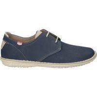 Chaussures Homme Derbies & Richelieu On Foot ZAPATOS  O06535 CABALLERO MARINO Bleu