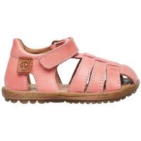 Chaussures Enfant Sandales et Nu-pieds Naturino SEE-Sandale semi-fermée rose