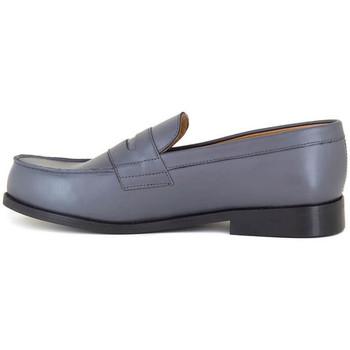 Chaussures Homme Mocassins J.bradford JB-BUNBURY GRIS Gris