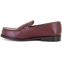 Chaussures Homme Mocassins J.bradford JB-BUNBURY BORDEAUX Bordeaux