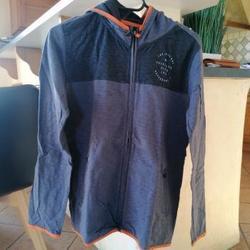 Vêtements Garçon Sweats Quiksilver Sweat à capuche Quiksilver Bleu