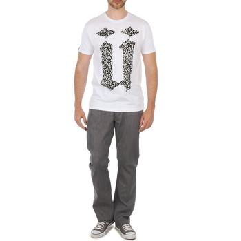 Vêtements Homme Jeans droit Ünkut TWO Gris