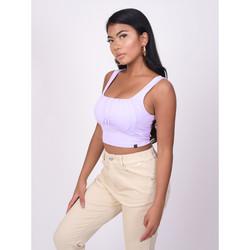 Vêtements Femme Tops / Blouses Project X Paris Top Violet